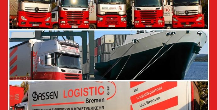 Bassen Logistic – Internationale Spedition in Bremen nahe Bremerhaven, Stuhr, Delmenhorst