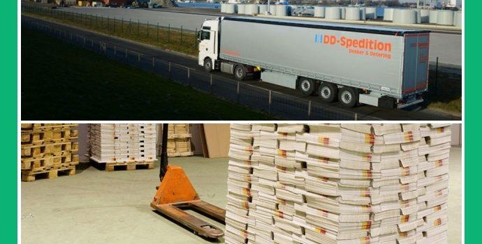 Dekker & Detering DD-Spedition – Transporte in Emden, Bremen, Hannover, Cuxhaven