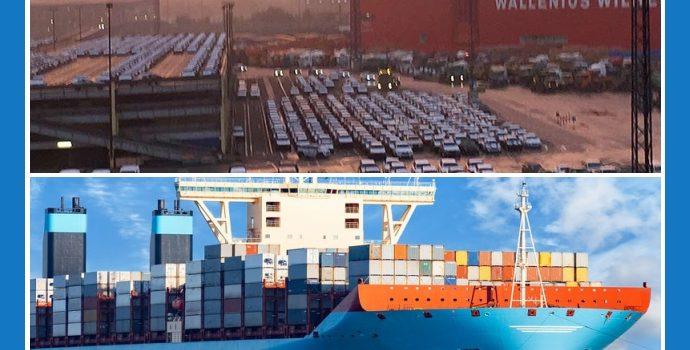 ESF Shipping – Logistik-Anbieter in Bremen nahe Delmenhorst, Oldenburg, Stuhr