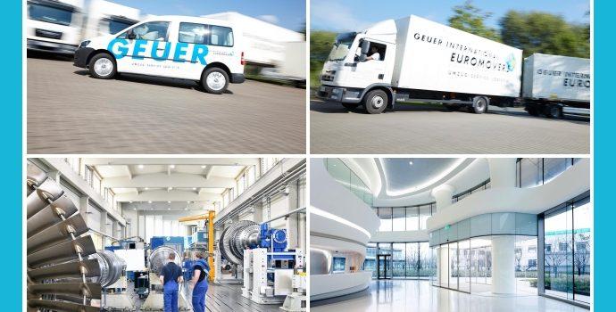 Geuer International GmbH – Umzüge & Transporte in Senden, Münster, Dortmund, Bielefeld