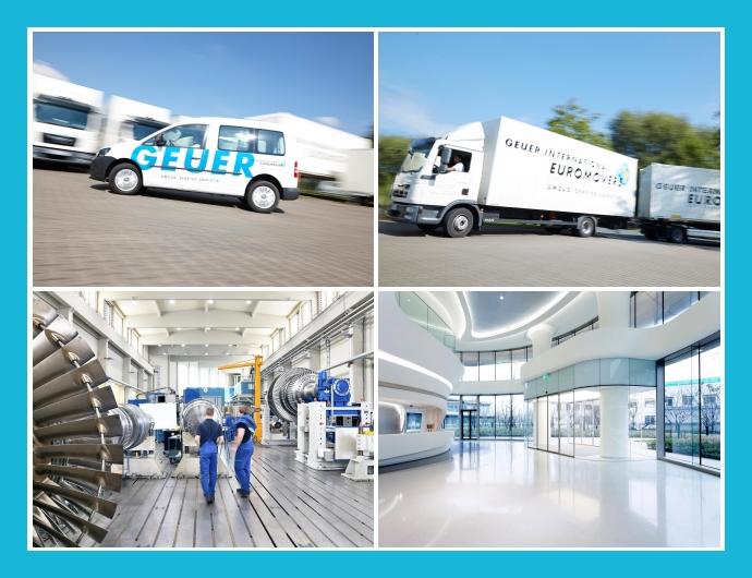 Geuer International GmbH - Umzüge & Transporte in Senden Münster Dortmund Bielefeld