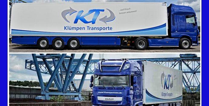Klümpen Transporte – Spedition-Anbieter aus Essen, Mannheim, Stuttgart, Leverkusen