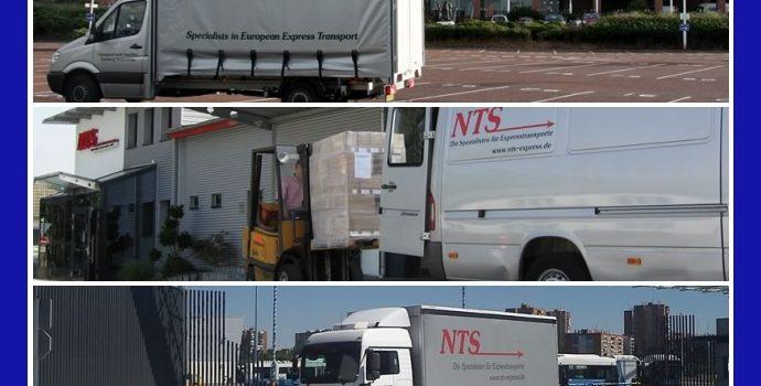 NTS Internationale Expressverkehre – Transportspezialist aus Hilden und Nürnberg