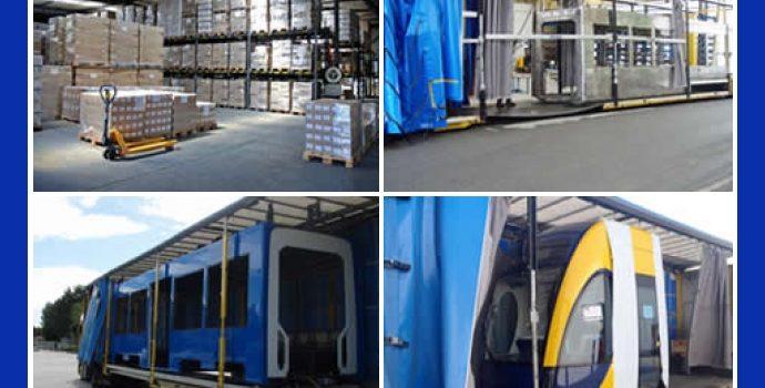 PRT Peter Rämsch Transporte – Spedition in Radibor, Leipzig, Berlin, Hannover