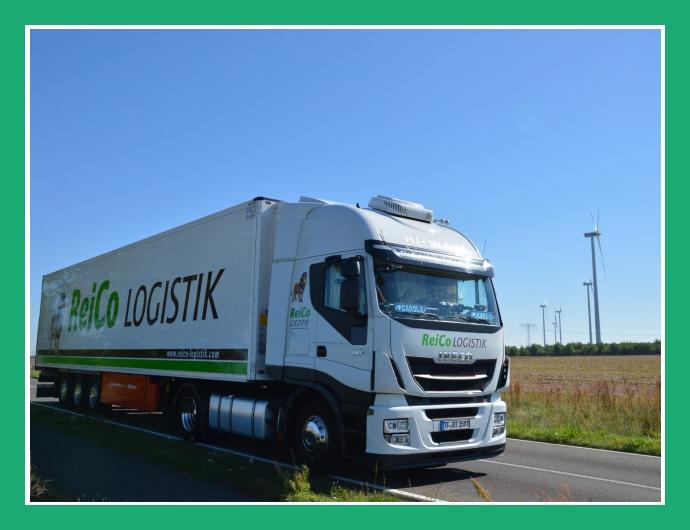 ReiCo Spedition Logistiker Zossen, Berlin, Potsdam, Brandenburg an der Havel