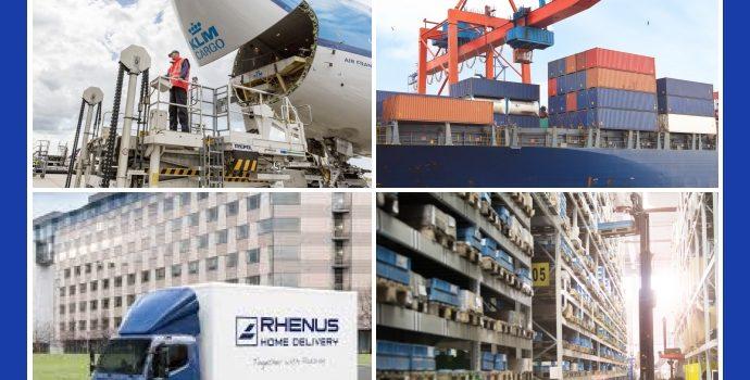 Rhenus Logistics – Spedition in Holzwickede, Berlin, Bielefeld, Nürnberg