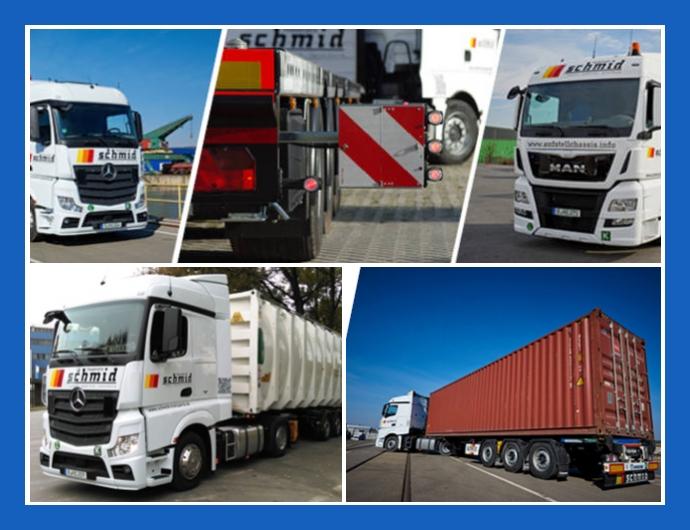 Schmid Transport Spedition Transportlösungen Regensburg bei Ingolstadt, Straubing