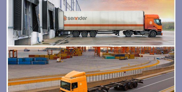 Sennder GmbH – Logistik & Spedition in Berlin