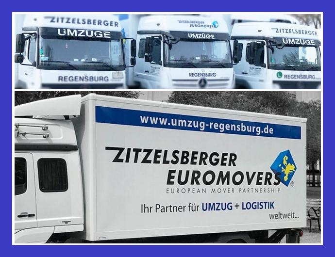 Spedition Zitzelsberger ExperteTransporte & Logistik Regensburg Straubing, Landshut, Ingolstadt