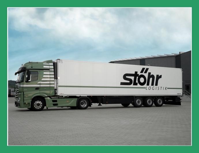 Stöhr Logistik  Rottenacker, Munderkingen, Schemmerhofen, Ehingen, Tübingen