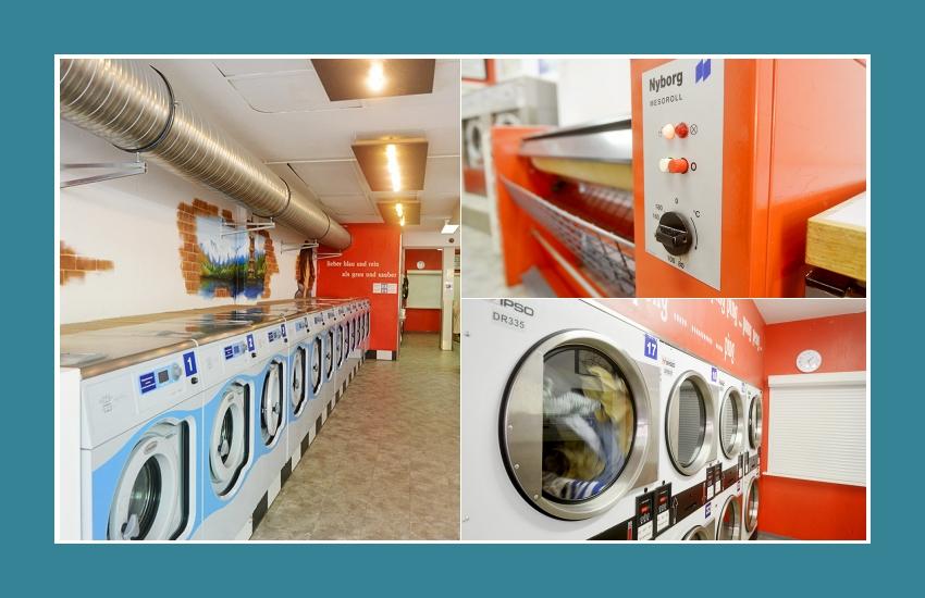 Waschsalon Wash   Dry  Stade